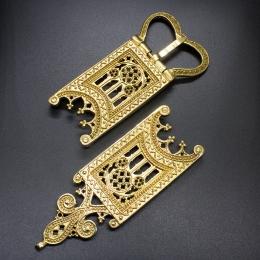 Belt set from Ghent Altarpiece