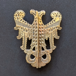 Medieval cape clasps, Germany  EA25