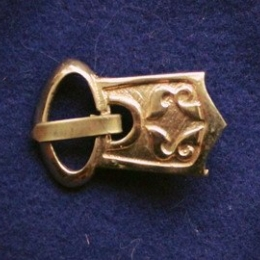 R07 Rus buckle