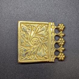 Medieval belt strapend, England EX50