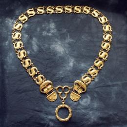 Knight collar of Esses, England