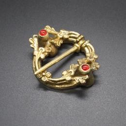 Medieval ring brooch, England EA60
