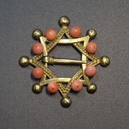 Medieval brooch, Austria EA64